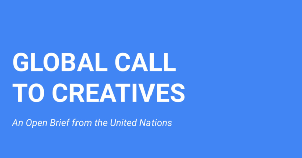 UN Issues Global Call to Creatives in Response to COVID-19