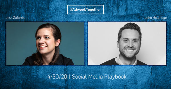Adweek Together: A Social Media Playbook for Our Times
