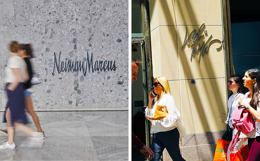 neiman marcus and lord & taylor stores