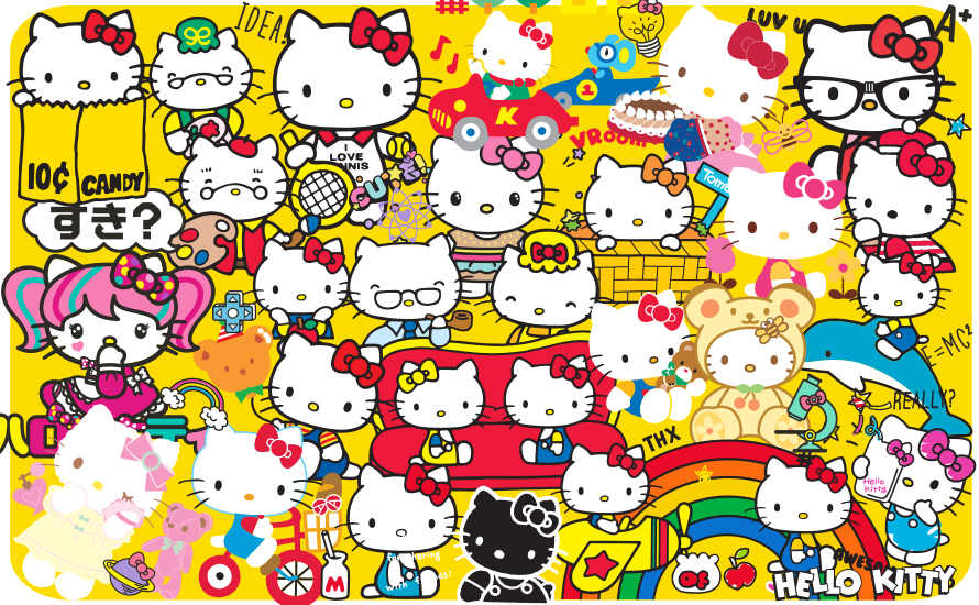 How Hello Kitty went to space, became an Olympic ambassador and sells 50,000 different products around the world.