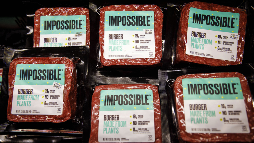 Impossible Foods Expands Grocery Store Rollout of Meatless Burger