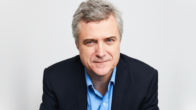 Headshot of WPP CEO Mark Read