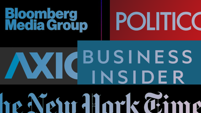 Politico, The New York Times, Bloomberg and Business Insider are getting new offerings to readers and advertisers in days, not weeks.