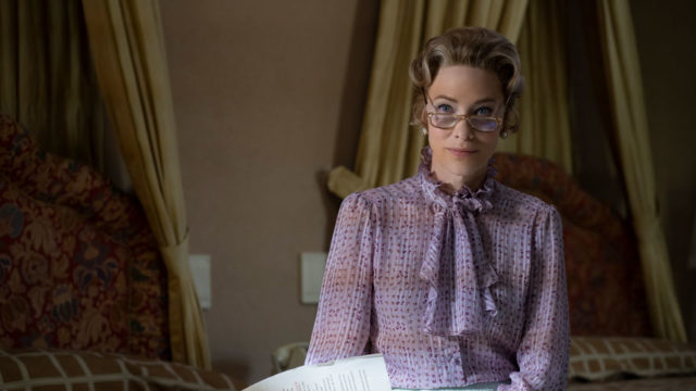 Writing for Mad Men Helped Mrs. America's Creator Avoid TV Period Piece Clichés