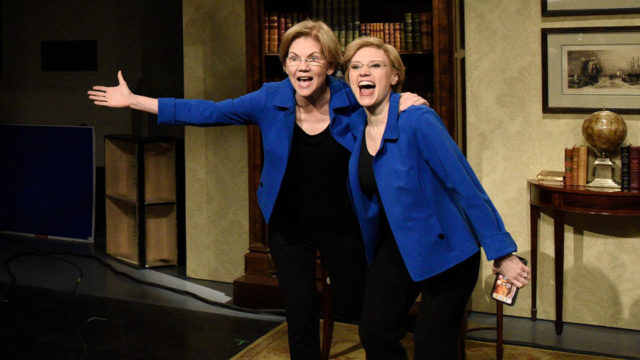 elizabeth warren and elizabeth warren