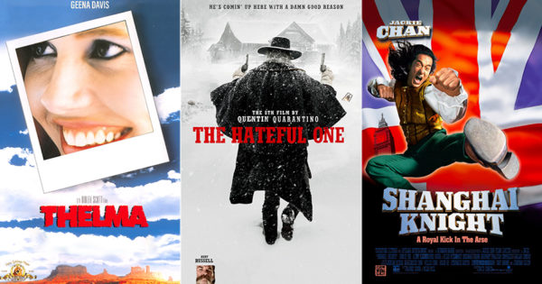 Famous Movie Posters Just Got Some Social Distance for 2020