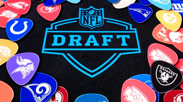 the nfl draft logo