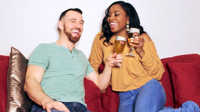 Stella Artois Will Fund One Wedding For Couple Engaged During Quarantine, Chosen by Love Is Blind Couple