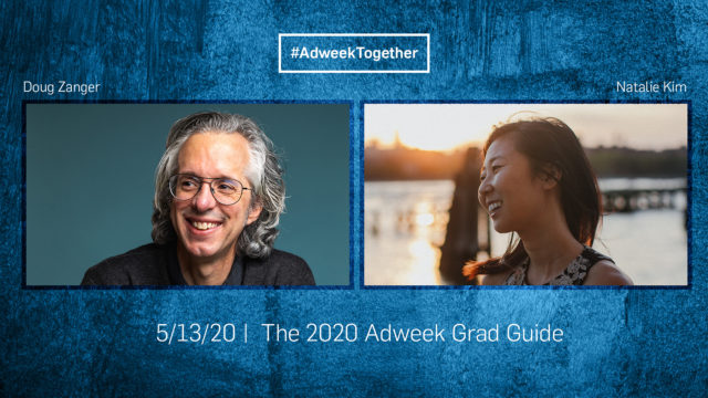Adweek Together: Advice for 2020 Graduates