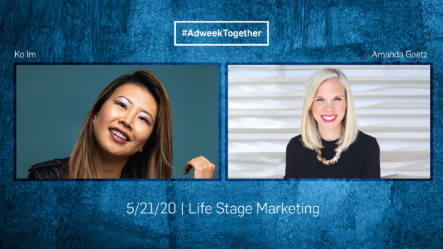 Adweek Together: Wedding Season on Hold