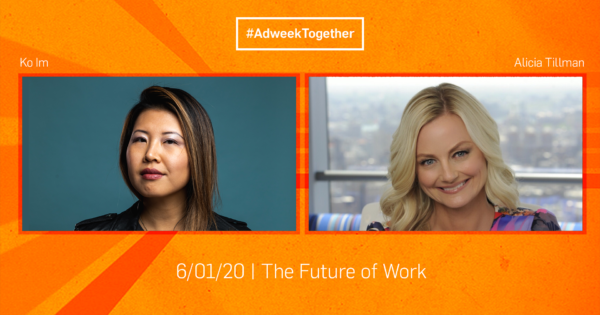 Adweek Together: The Future of Work