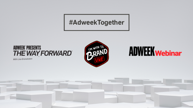 What's on Adweek's Live Shows, Podcasts and Webinars This Week: May 25-29
