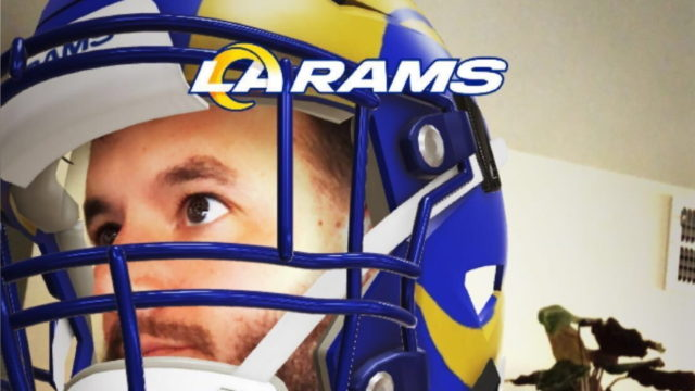 Los Angeles Rams Unveil New Uniforms via Snapchat AR Lens