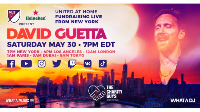 MLS, Heineken, David Guetta Team Up on Second United at Home Livestream