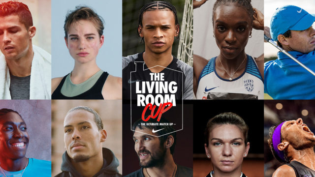 Nike's Challenges You to Compete With Your Favorite Athletes From Home