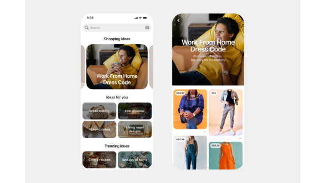 Pinterest Begins Rolling Out Shopping Spotlights