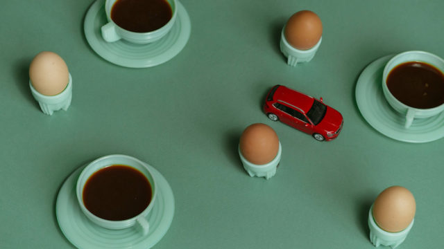 Still from the Škoda campaign