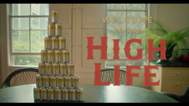 Errol Morris' 'High Life Man' Ads Are Back, This Time With a Quarantine Twist