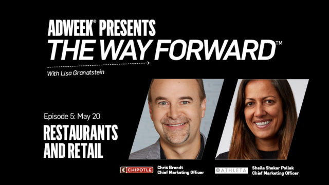 Adweek Presents: The Way Forward—Restaurants and Retail