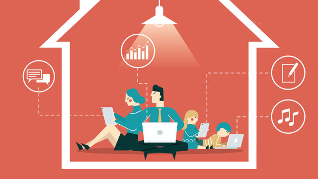 How Advertisers Should Adjust Strategies for the At-Home Audience