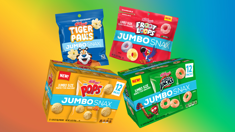 jumbo snax packages