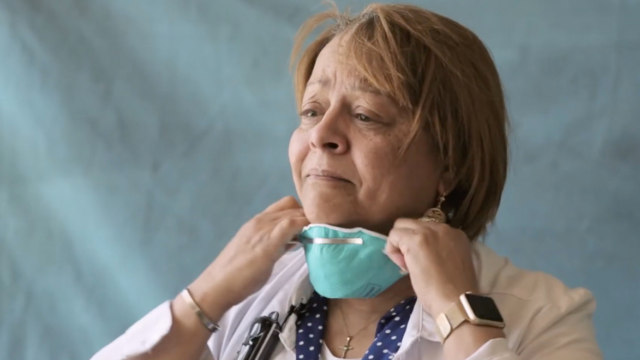 This Ad Showing the Raw Emotion Felt by Front-Line Medical Workers Needs No Dialogue