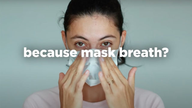 New Ice Breakers Ad Wants Mask Wearers Everywhere to Mint Before They Mask