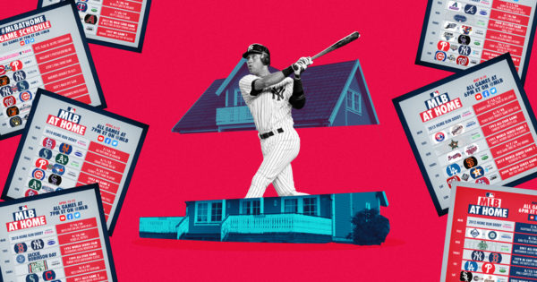 MLB at Home Helps Satisfy Fans' Hunger for Baseball