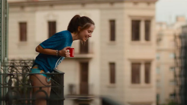 With End of Quarantine in Sight, Nescafé Crafts a 'Good Morning' Message to the World