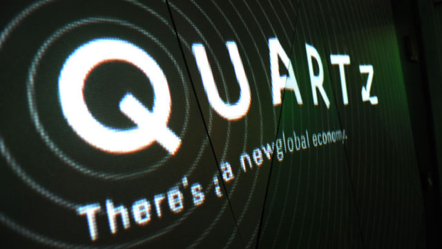 Restructuring at Quartz Media Results in 80 Employee Layoffs