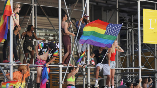 #PridePledge Asks Corporations to Pivot Funds They Aren't Using on Pride Festivals This Year