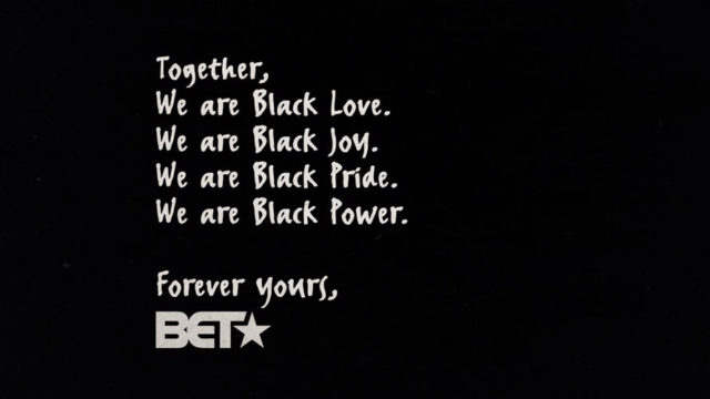 BET Content for Change