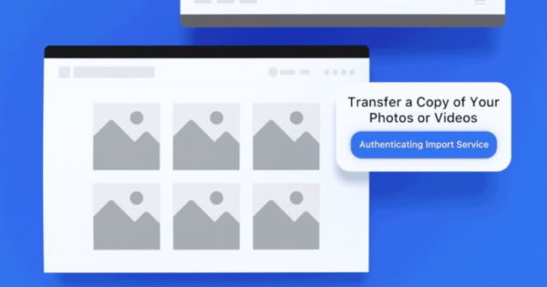 Facebook's Photo Transfer Tool Goes Global