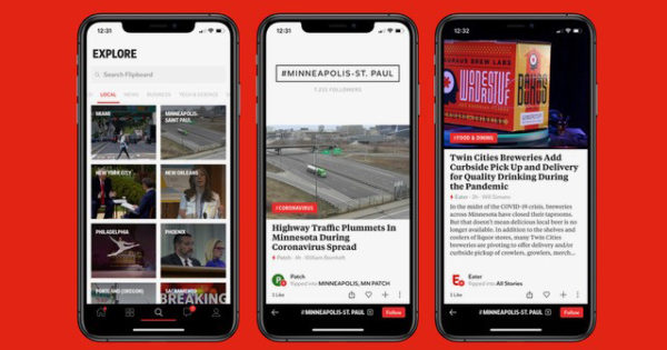 Flipboard Expands Local News Initiative to 15 More Cities in U.S., Canada
