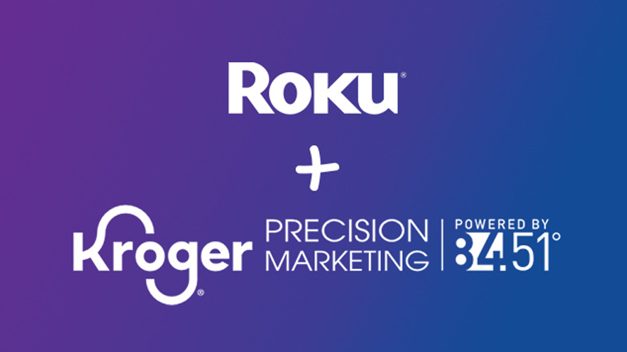 kroger and roku logos