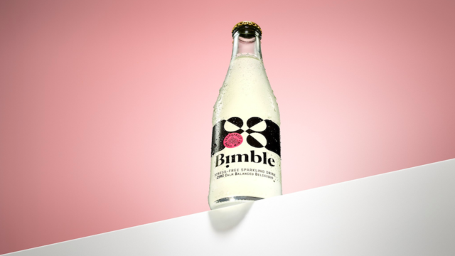 A bottle of Bimble