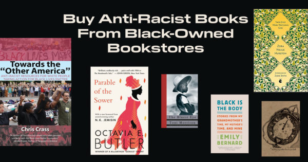 This Site Makes It Easier to Buy From Black-Owned Bookstores