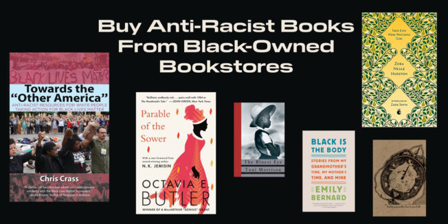 Image from The Racial Justice Bookshelf