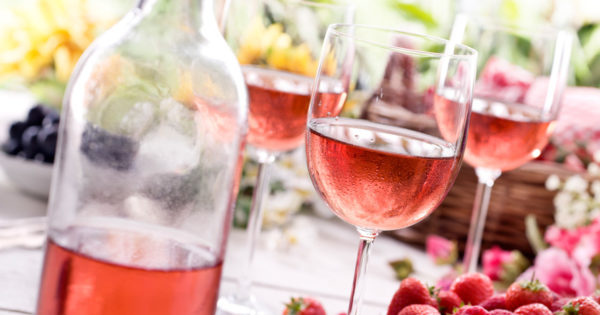 Missing Cannes? Drink Like You're There With Rosé/Not Rosé