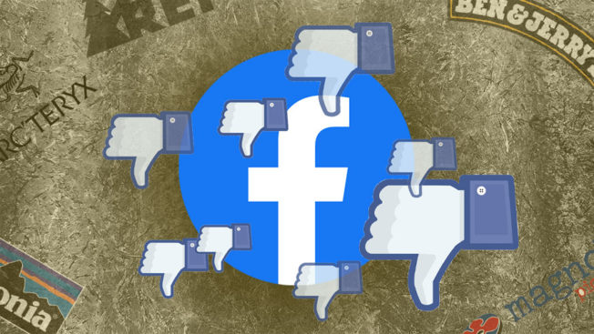 thumbs down facebook icons