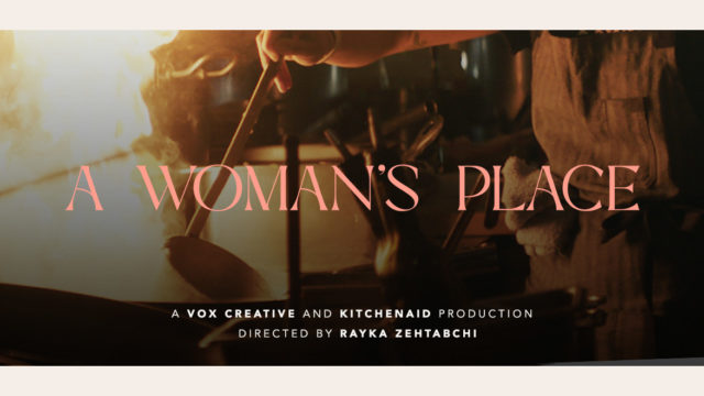 'A Woman's Place' documentary