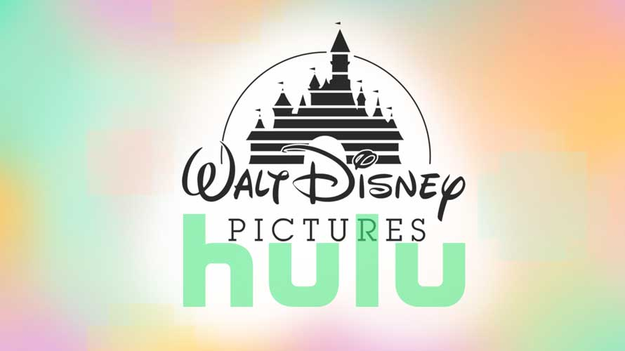 walt disney and hulu logos