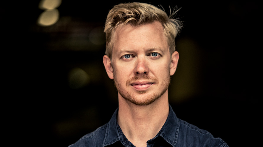 Photo of Reddit CEO Steve Huffman
