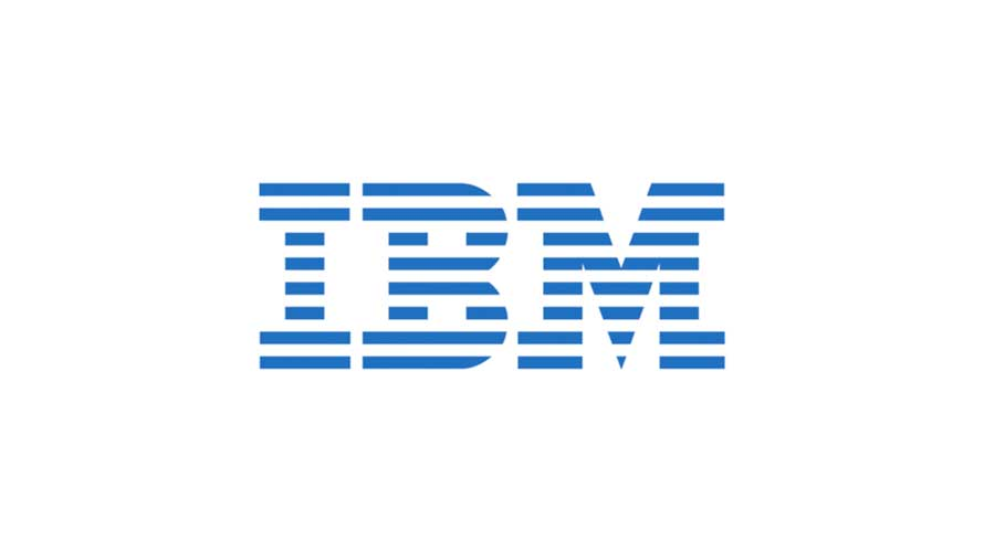 The IBM logo