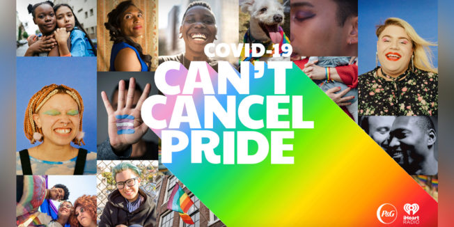 Graphic for Can't Cancel Pride event