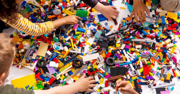 It's (Mostly) Official: Lego Is the World's Most Loved Brand