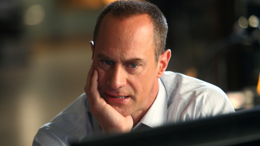 chris meloni as elliott stabler