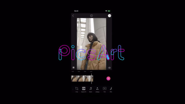 PicsArt's AI feature