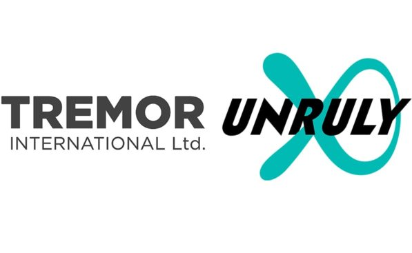 tremor and unruly logos