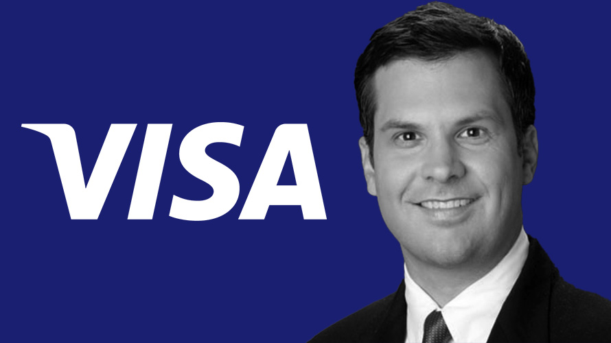 Visa's Chris Curtin